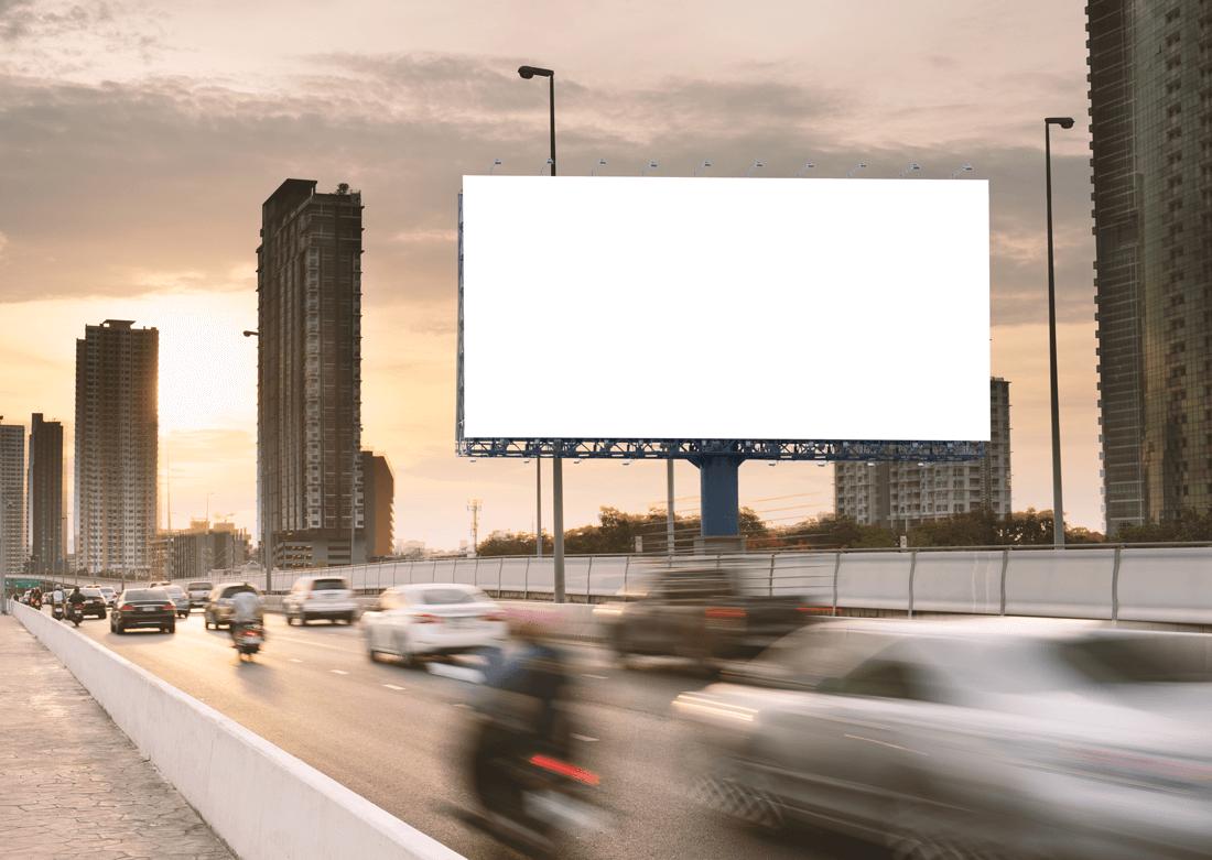 billboard blank